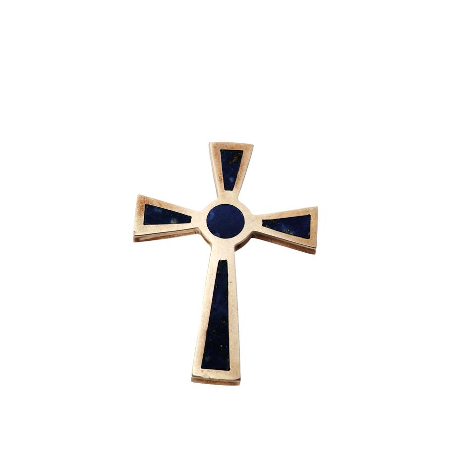 colgante - cruz cir- ag ll - 2315for